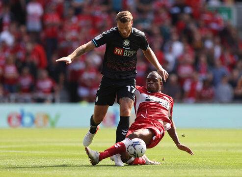 Championship - Middlesbrough v Bristol City