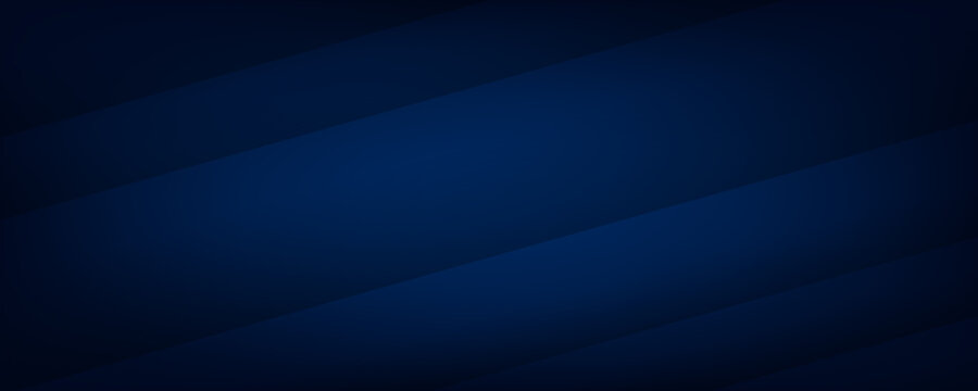 dark blue template abstract background