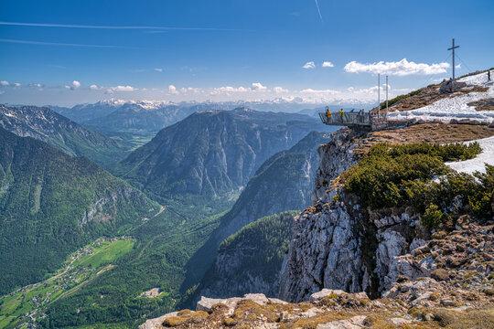 Aussichtsplattform am Krippenstein | Oberösterreich