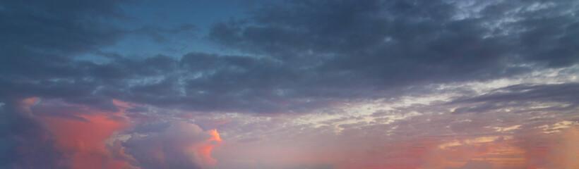 Fototapeta Sunset with amazing colors  obraz