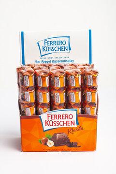 Ferrero Kuesschen chocolates