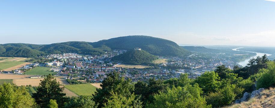 Town in Lower Austria on the Danube Hainburg an der Donau