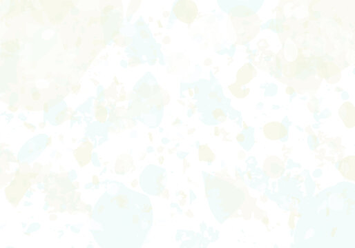 Terrazzo modern abstract template. Blue and beige