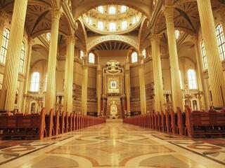 Sanktuarium Matki Bożej w Licheniu, świątynia.