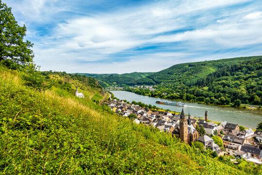 Von Hatzenport an der Mosel bis Brodenbach