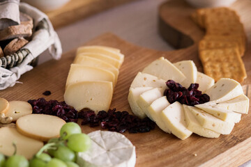 Obraz deska serów - fototapety do salonu