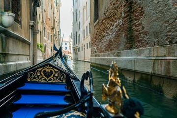 POV gondola ride 1