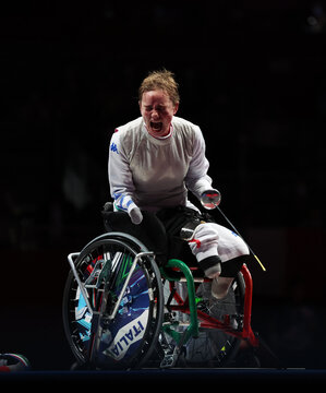 Tokyo 2020 Paralympic Games - Wheelchair Fencing