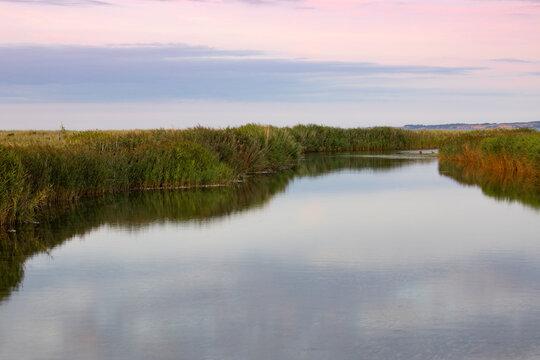 Der Broeck am Sehlendorfer Binnensee in der Hohwachter Bucht bei Hohwacht
