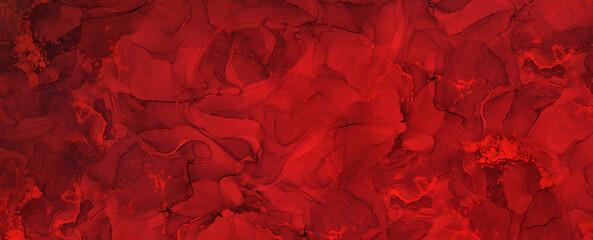 Obraz red texture background - fototapety do salonu