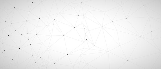 Abstract Computer technology background. network connection
