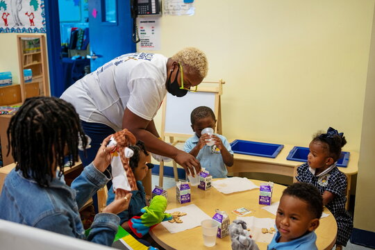 Wait lists grow as child care centers struggle to hire staff