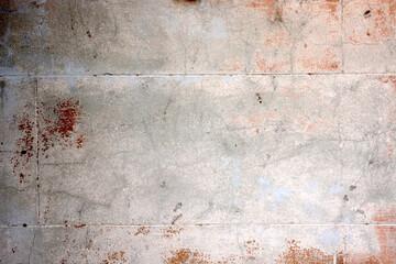 Obraz Closeup shot of an old concrete grunge wall - fototapety do salonu