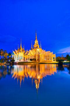 Wat Non Kum in Nakhonratchasima province Thailand