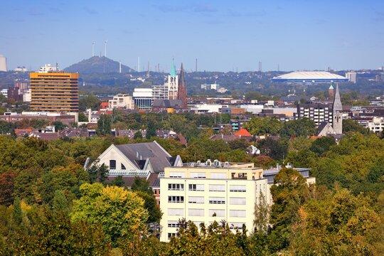 Gelsenkirchen city, Germany