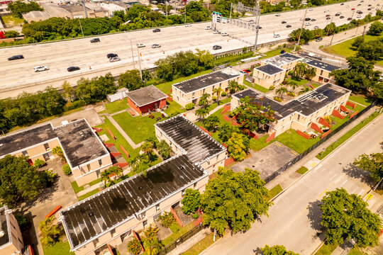 Low income section 8 government housing Miami