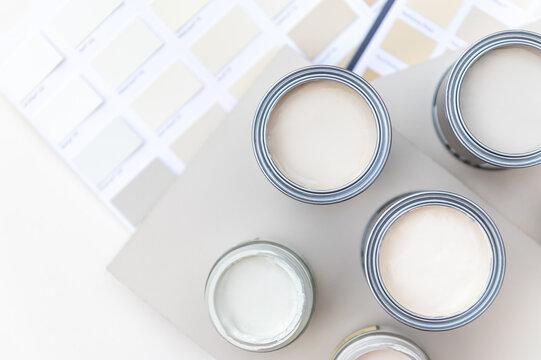 Choosing wall paints