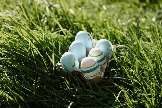 Eggs for Easter Egg Hunt