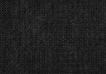 背景_バック_テクスチャ_899_和紙_黒