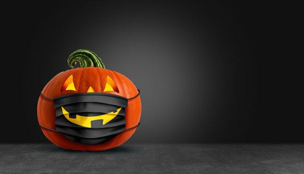 Halloween Surgical Mask