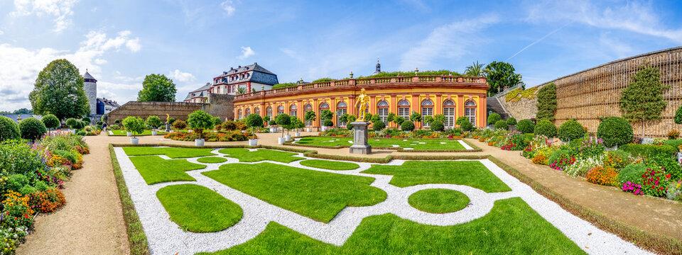 Orangerie, Weilburg, Hessen, Deutschland