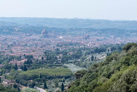 The dome of FIrenze and Firenze itself are marvellous and beautiful, a gem of Tuscany, Italy.