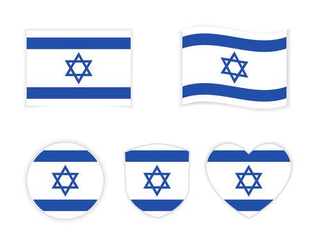Israel national flag icon