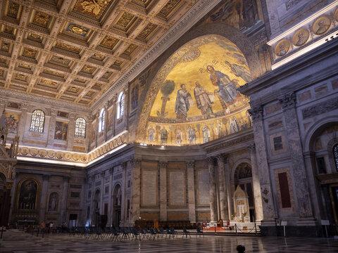 San Paolo catholic church in Rome