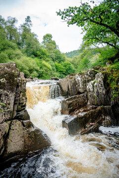 Bracklinn falls, Callandar, Stirling, Scotland
