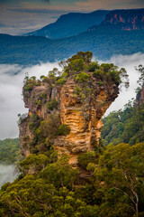 Australia Góry Błękitne