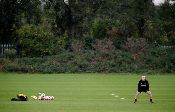 Europa League - West Ham United Training