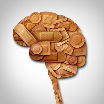 Brain Recovery Concept