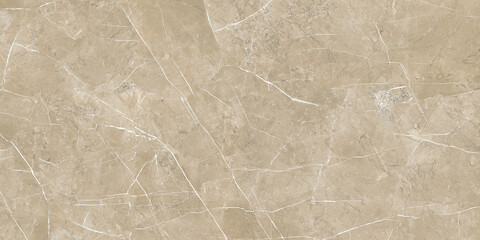 Obraz Polished marble texture background, natural breccia marble tiles for ceramic wall and floor, Emperador premium italian glossy granite slab stone tile, polished ivory quartz, Quartzite matt limestone. - fototapety do salonu