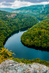 Fototapeta landscape river obraz