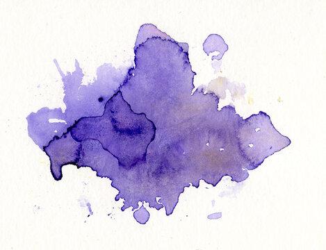 Aquarell abstrakter Hintergrund