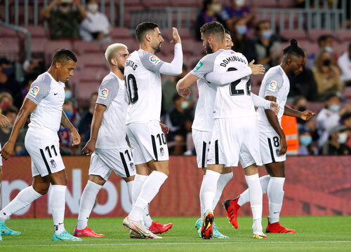 LaLiga - FC Barcelona v Granada