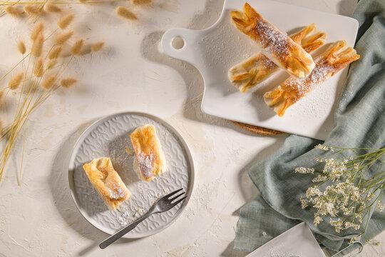 Delicious Pasteis de Vouzela
