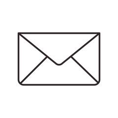 Obraz envelope mail icon - fototapety do salonu