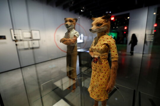 A media preview ahead of the opening of the Academy Museum of Motion Pictures in Los Angeles