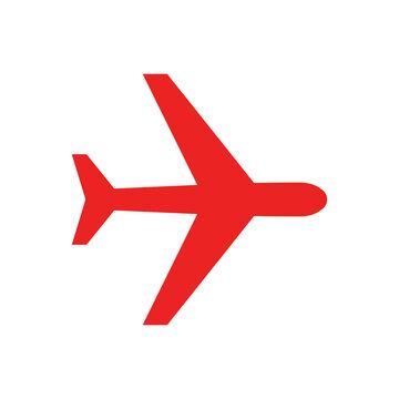 Flugzeug und Hintergrund
