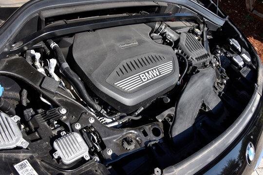 moteur de BMW X2