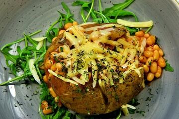 Fototapeta jedzenie potrawy obiad fotografia kulinarna obraz
