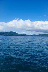 日本で一番の深さを誇る田沢湖