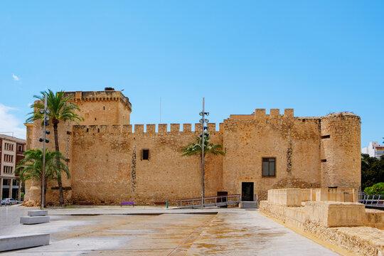 Altamira Castle, in Elche, Spain
