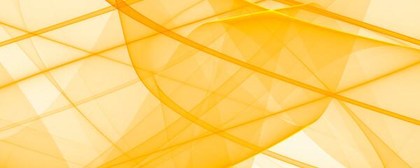 Weihnachten Hintergrund Abstrakt orange gelb gold weiß Spiralen mit Linien und Wellen Banner