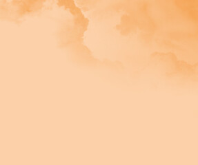 Fototapeta Beżowe tło z chmurami. obraz