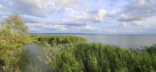 Fototapeta Vistula Lagoon / Zalew Wislany, Poland obraz