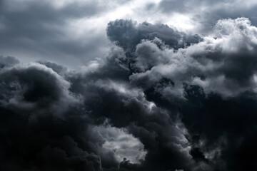 Fototapeta Dark Storm Clouds obraz