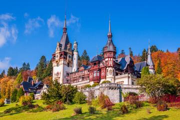 Peles castle.
