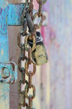 Locks aon a chain